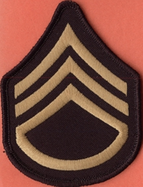 Vintage Military Patch